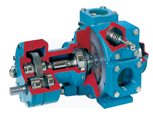 Blackmer Sliding Vane Pumps are ideal for mixing, blending, loading/unloading, packaging, transfer and storage of petroleum products