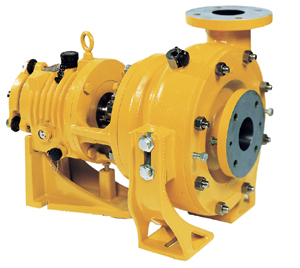 Blackmer System One/Chesterton centrifugal pumps are designed for abusive applications