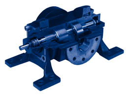 Manufacturer of standard and close-coupled gear pumps