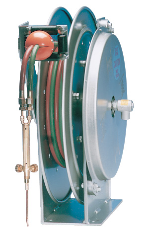 Leading manufacturer of high-end hose and cable reels for a variety of applications