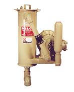 Engineer of filter cartridges, vent mist eliminators, transfer valves, reclaimers, coolant recyclers and cross-flow membranes