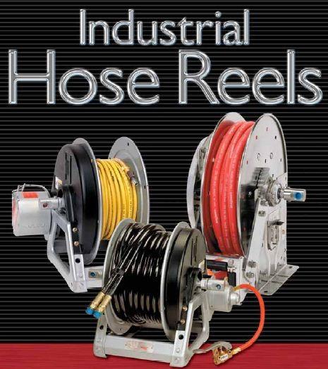 Hannay Industrial Hose Reels