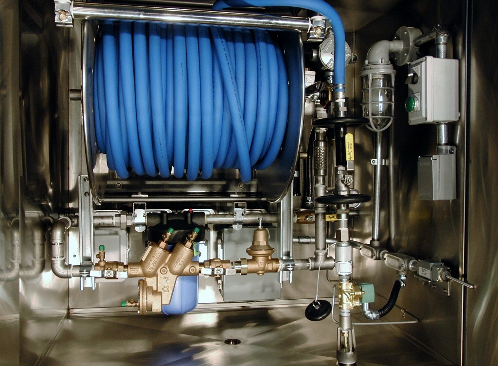 Potable Water Cabinet Semler Industries